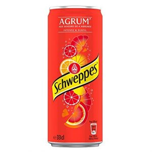 schweppes agrumes 33cl x6