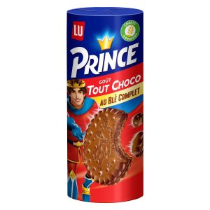 Biscuits goût tout choco blé complet PRINCE