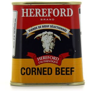 Corned beef HEREFORD 200g