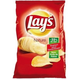 Chips LAY'S nature 75g