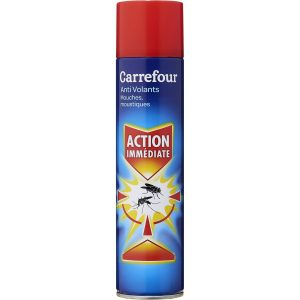 Insecticide Action Immédiate anti-volants CARREFOUR