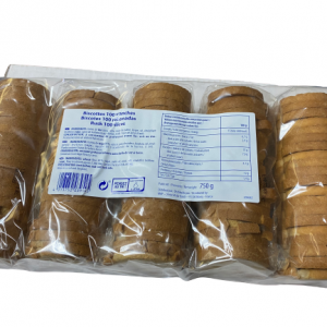 Biscottes 100 tranches