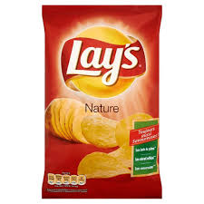 Chips LAY'S nature 145g