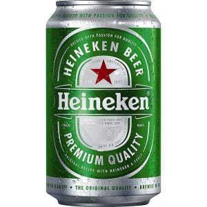 Heineken beer 5% vol. 6x33cl