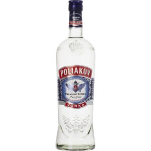 Vodka poliakov 70cl